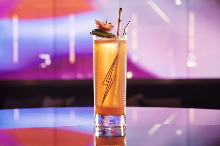 Vegas cocktails