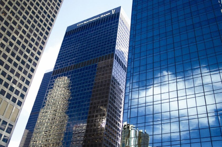 RBC-City National merger