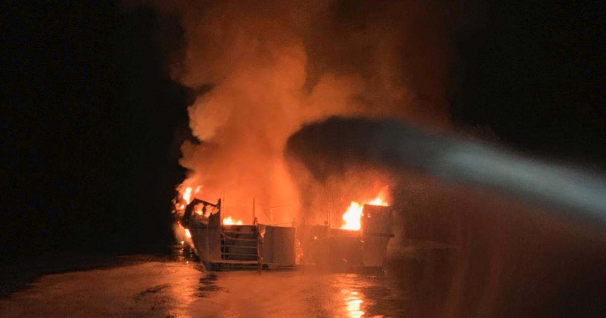 Σαρωτικές κανόνες ασφαλείας που προτείνονται στον απόηχο της Σύλληψης βάρκα φωτιά που σκότωσε 34 άτομα