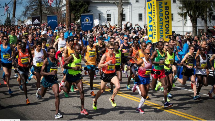 Maratón de Boston