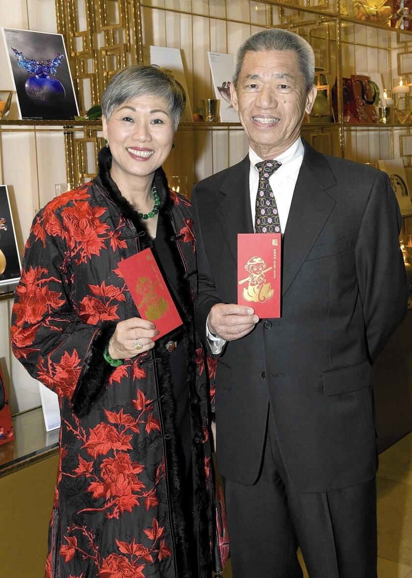 Anne and Danny Shih