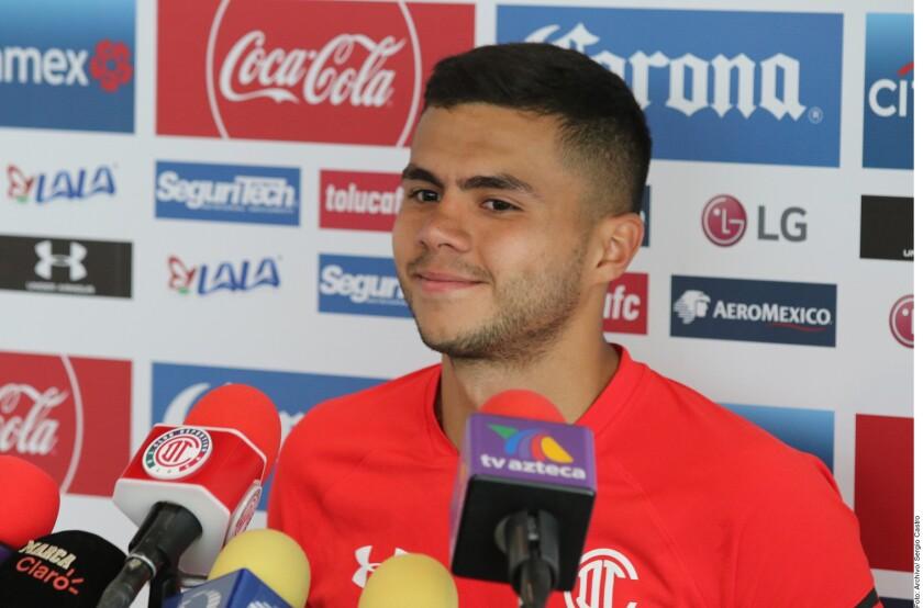 Alan Medina.