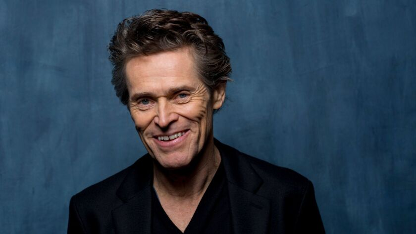 """TORONTO, ON, CA--SUNDAY, SEPTEMBER 10, 2017 - Actor Willem Dafoe, from the film, """"The Florida Projec"""