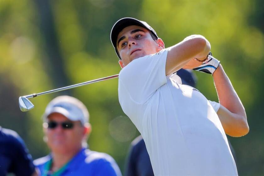 Joaquín Niemann se estrena a los 20 años como ganador en el PGA Tour
