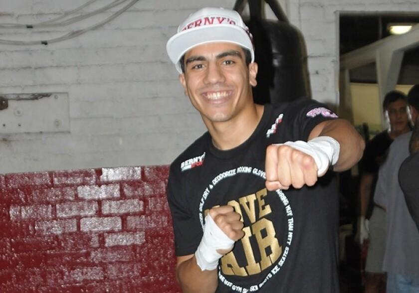 Christian González peleará en la coestelar.