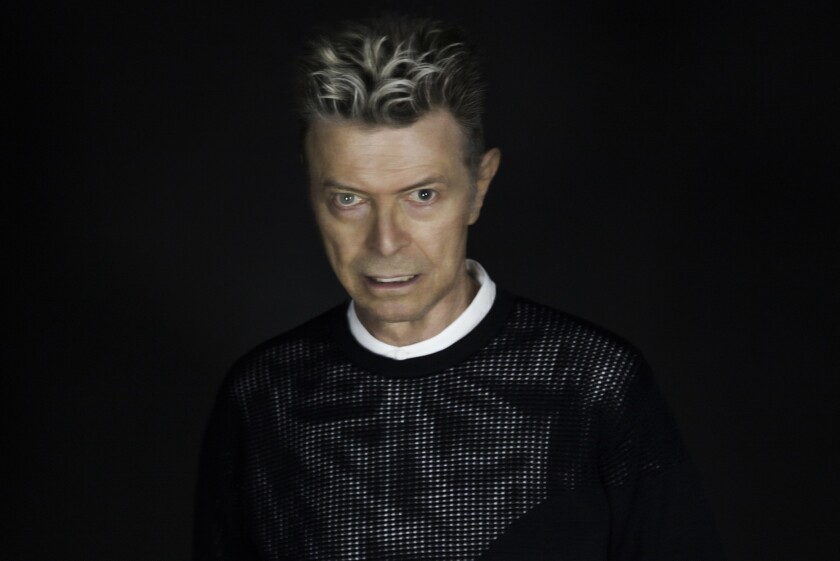 David Bowie charts yet another new direction in latest release