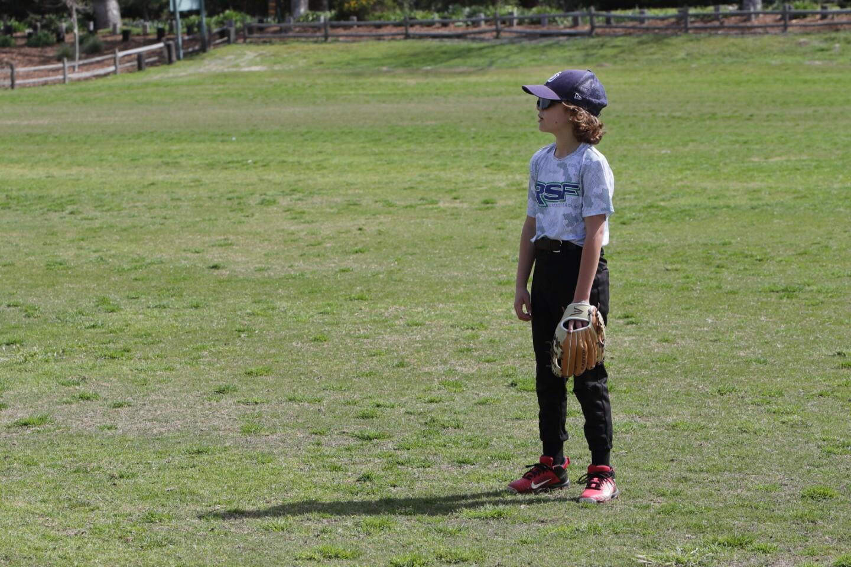 RSF Little League Double A fielding