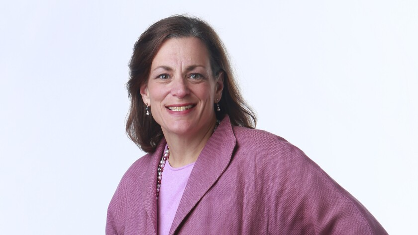 Beth Sirull, president and CEO of the Jewish Community Foundation San Diego.