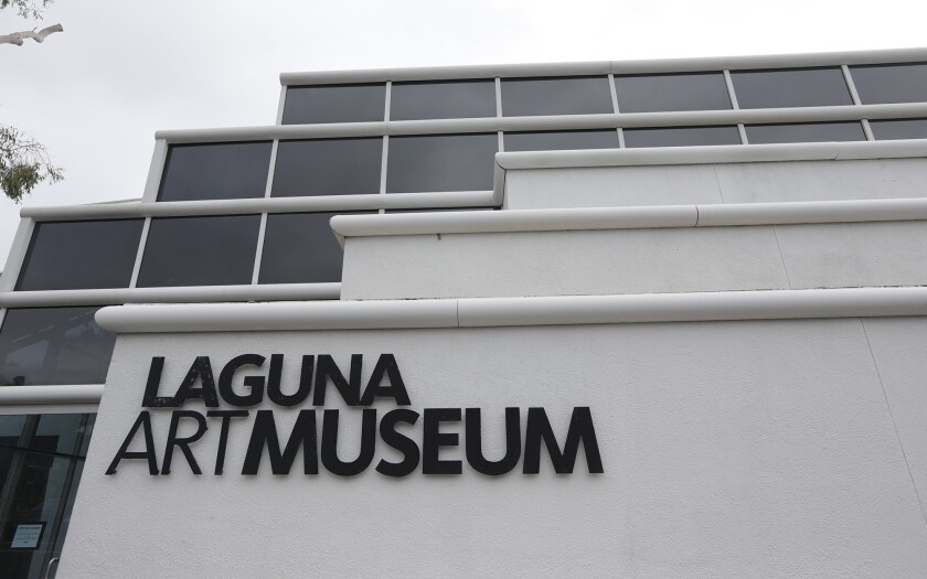 The Laguna Beach Art Museum received a $100,000 grant.