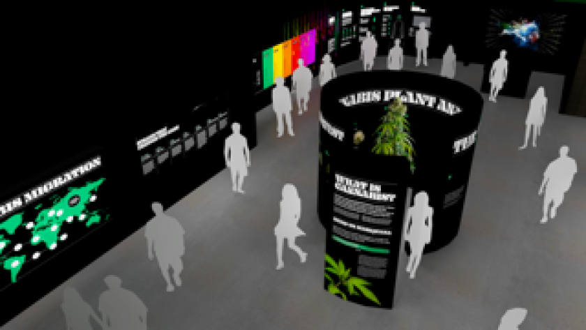 Weedmaps bringing a pop-up Museum of Weed to Hollywood - The