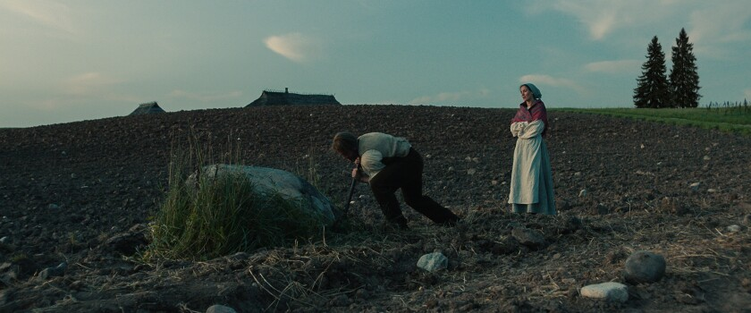 "A scene from the Estonian Oscar contender ""Truth and Justice"""