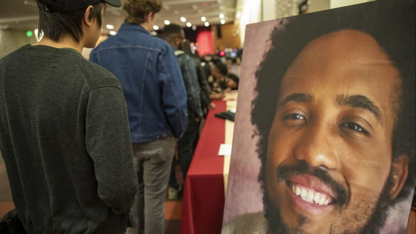 $75,000 reward offered for information in USC student's killing
