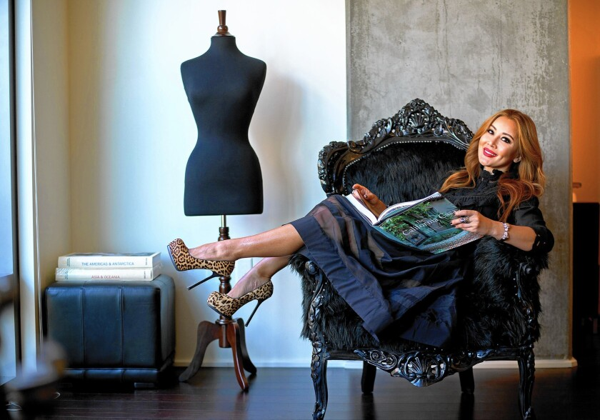 """Toni Ko says she was bored after selling her NYX Cosmetics to L'Oreal in 2014, so she started Perverse Sunglasses. She will unveil its line of more than 400 shades at the Coachella Valley Music and Arts Festival. """"I love work, but it's more than that. It's the race that is fun."""""""