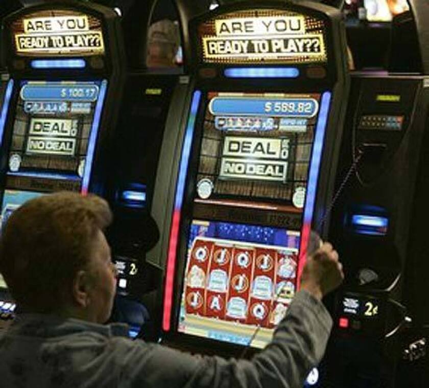 The casino game Deal or No Deal is modeled after the popular television show.