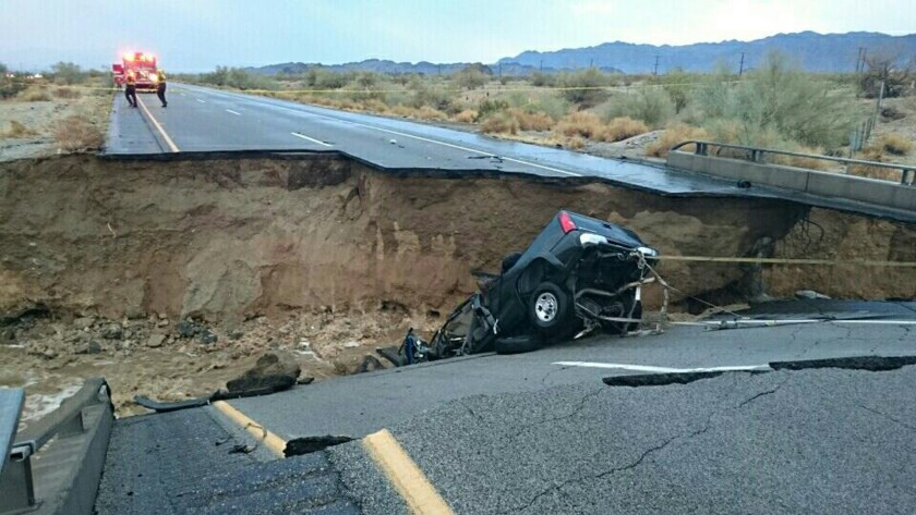Interstate 10 collapse