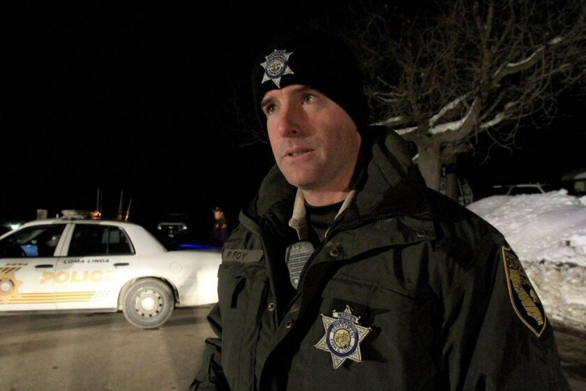 Lt. Patrick Foy, Department of Fish and Wildlife spokesman, said the five wardens involved in the Dorner chase were all highly trained and had just received rifles.