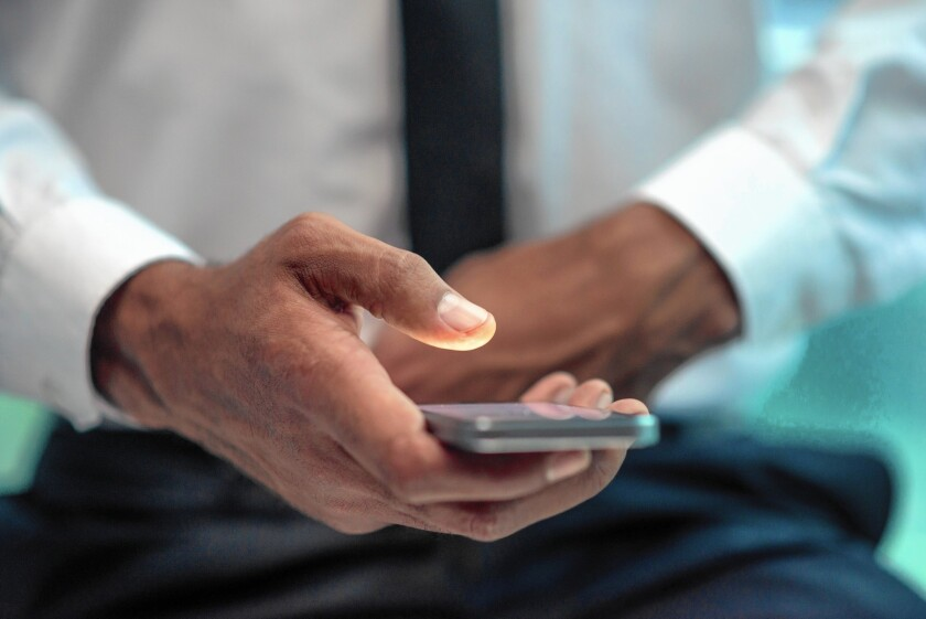 Even though smartphones have become necessities and a crucial component of the digital economy, they're still taxed in large part as a luxury item.