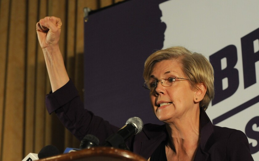 Elizabeth Warren outlines $20-trillion 'Medicare for all' plan at pivotal point in the campaign