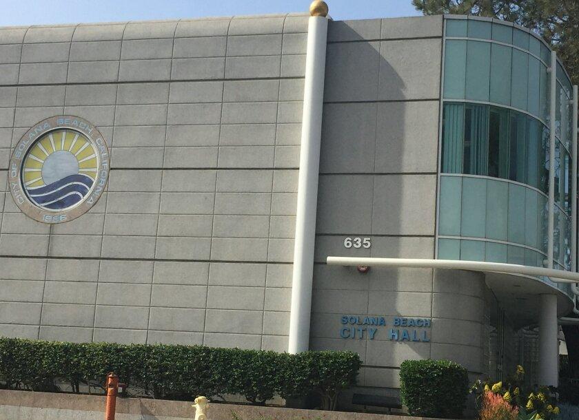 Solana Beach City Hall