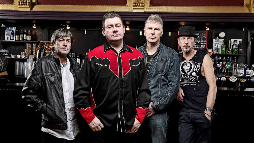 A photo of Stiff Little Fingers