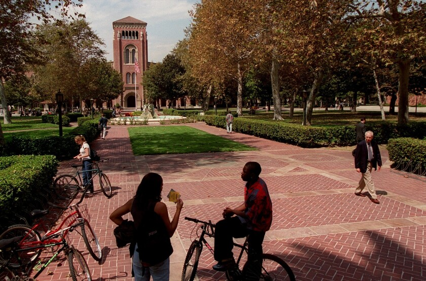 USC will reopen this fall with several safety measures amid the COVID-19 pandemic.