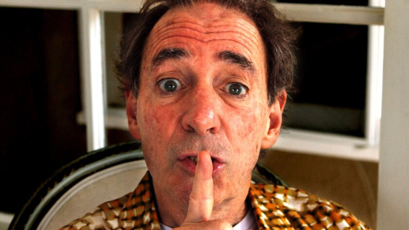 """Harry Shearer earlier this month became the final main cast member of """"The Simpsons"""" to win an Emmy."""