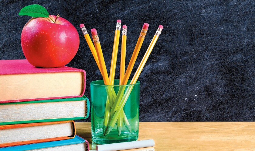 Several, new California laws affecting schools take effect on Jan. 1, 2019.