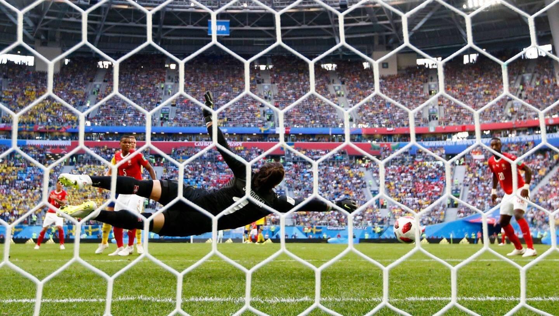 Suecia 1-0 Suiza