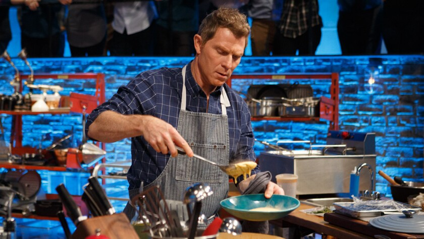 """Beat Bobby Flay"" on Food Network."