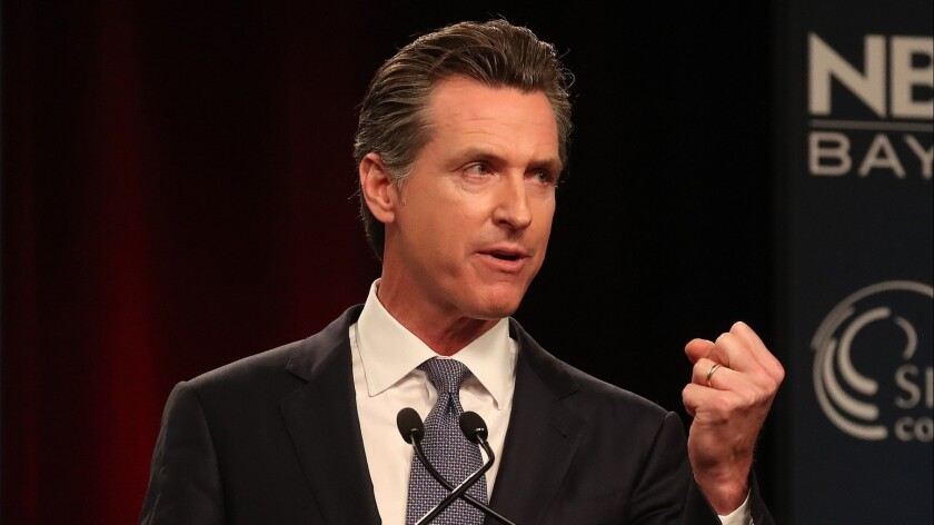 CALIFORNIA GOVERNOR DEBATE