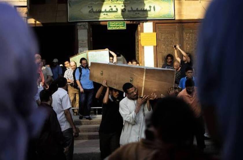 Egypt's Shiite Muslims saw the Sunni hatred grow under Morsi