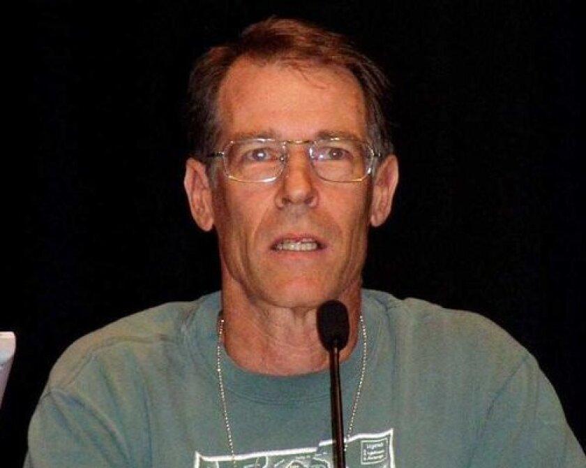 Kim Stanley Robinson, author
