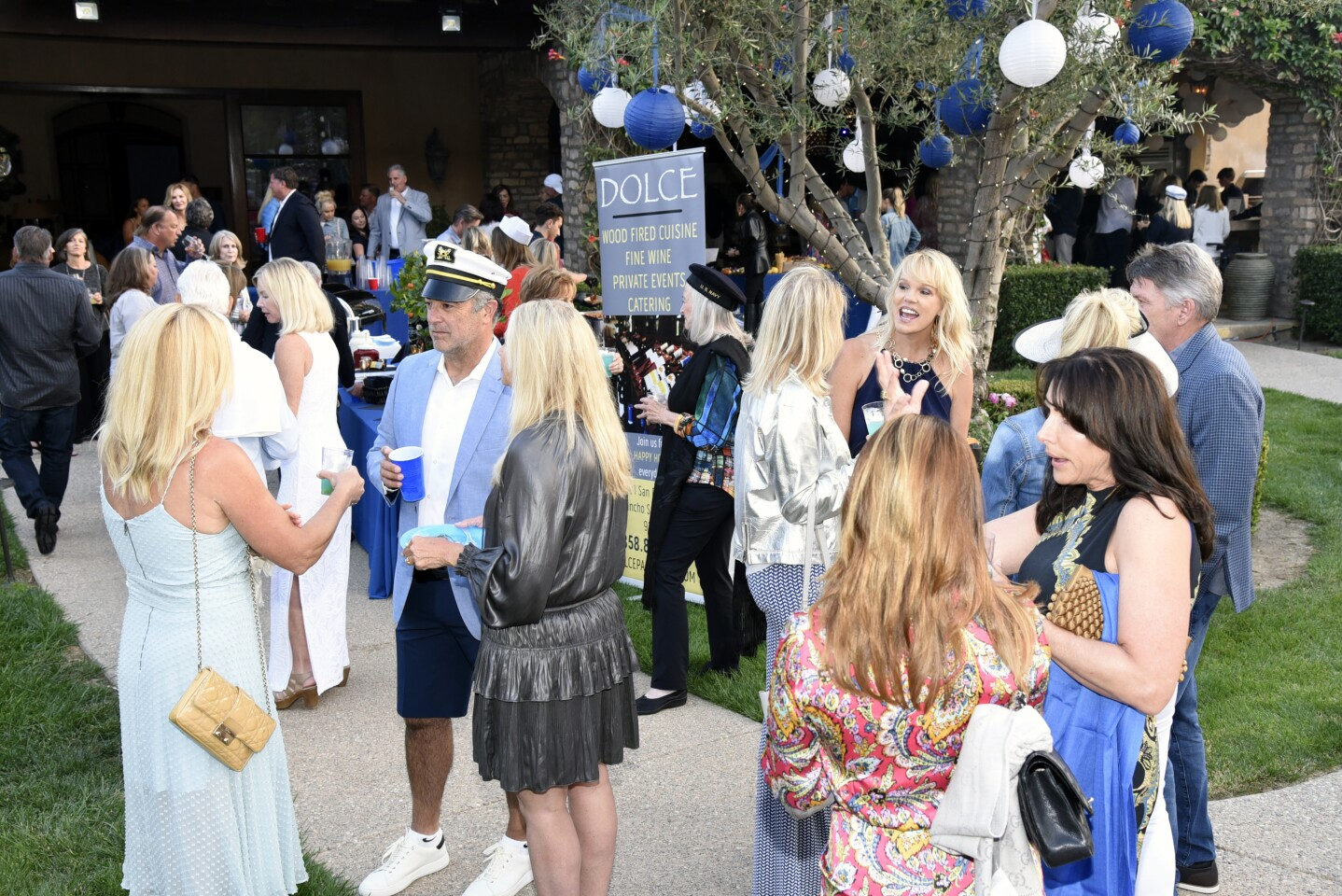The annual Beach & Country Guild's Regale in the Ranch is a popular event