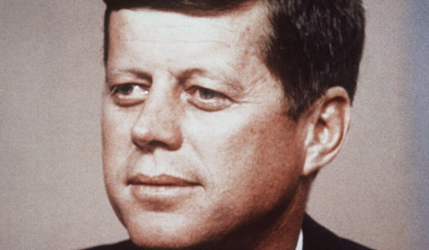 The JFK assassination will be the subject of the first episode of 'The Sixties'