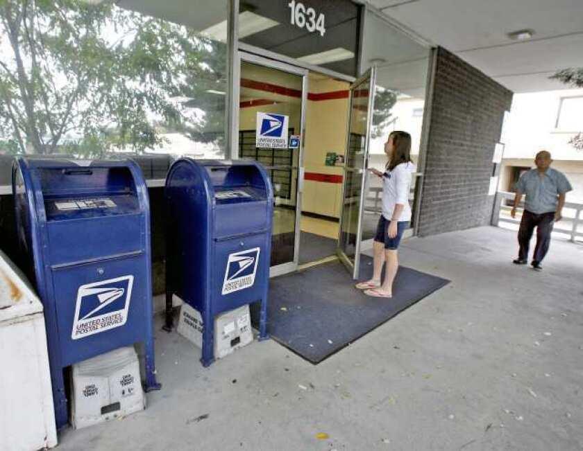 Burbank post office