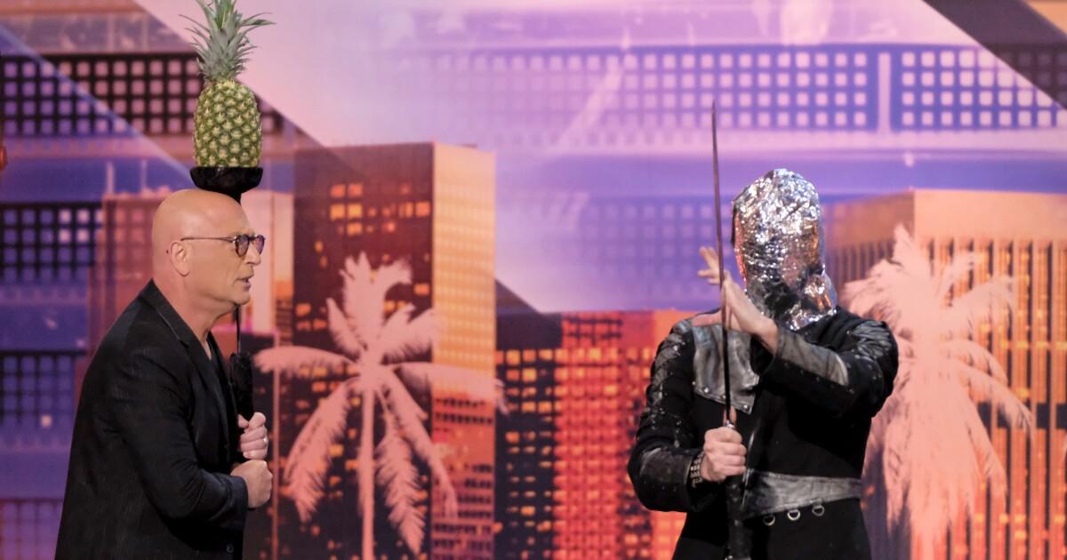 America S Got Talent Wins Ratings Week Los Angeles Times