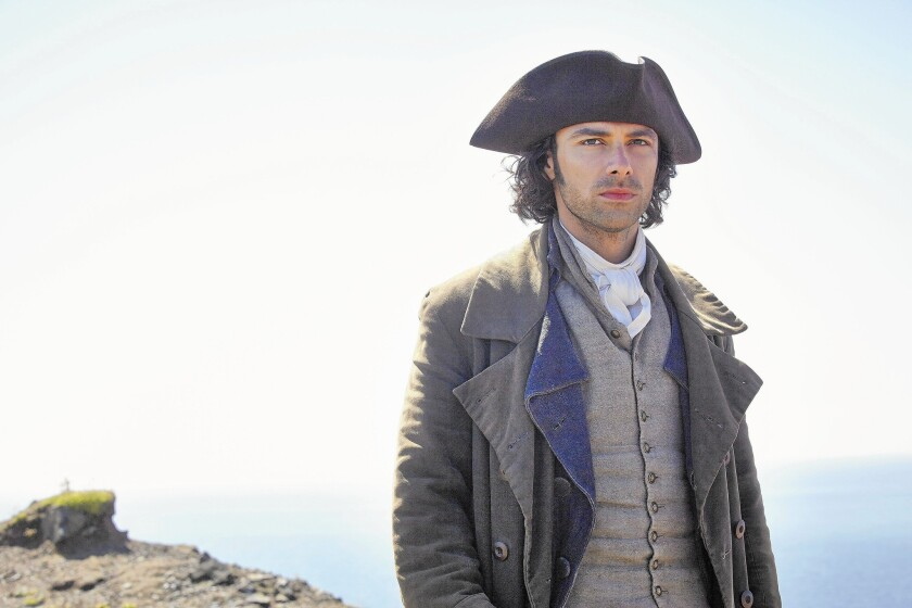 """Ross Poldark rides again in a swashbuckling new adaptation of the hit series that helped launch """"Masterpiece"""" in the 1970s."""