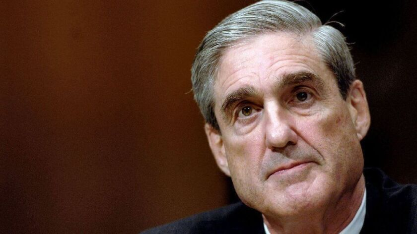 Russia investigation could spark battle to learn Robert Mueller's findings