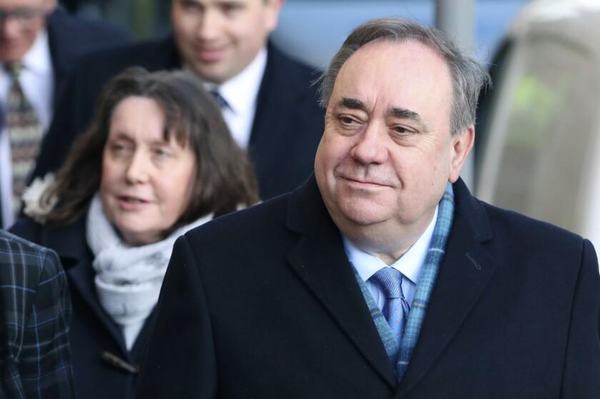 Britain Scotland Salmond