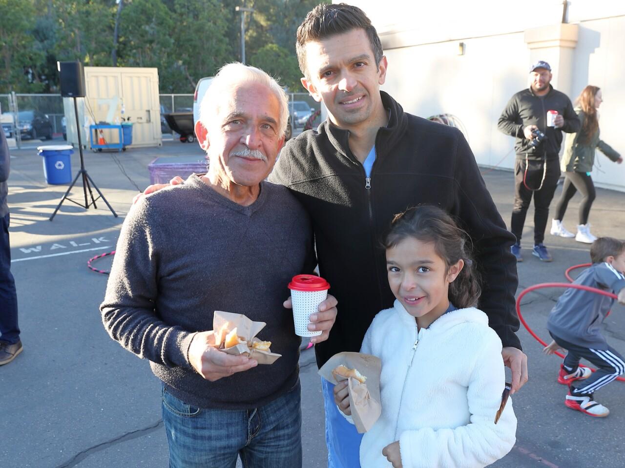 Jafar Sadrieh, Bahram and Kayla Khadivi