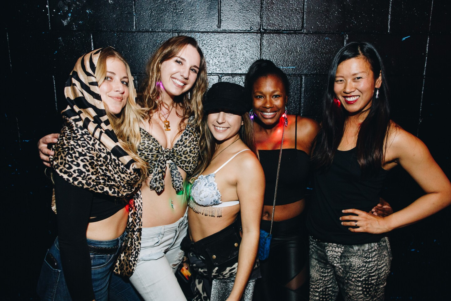 San Diegans gathered for a good cause at San Diego + Australia presented by FNGRS CRSSD & BIG BAM BOO, where a portion of proceeds were donated to Australian bushfire relief charities, at Spin nightclub in Old Town on Friday, Jan. 31, 2020.