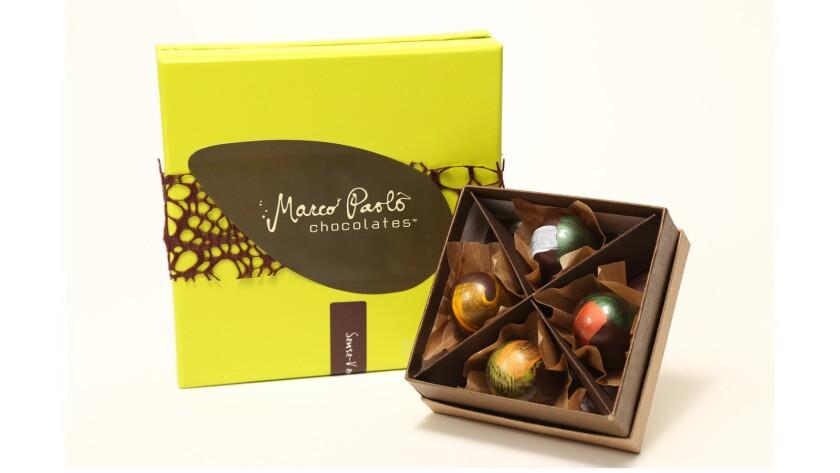 Marco Paolo chocolates