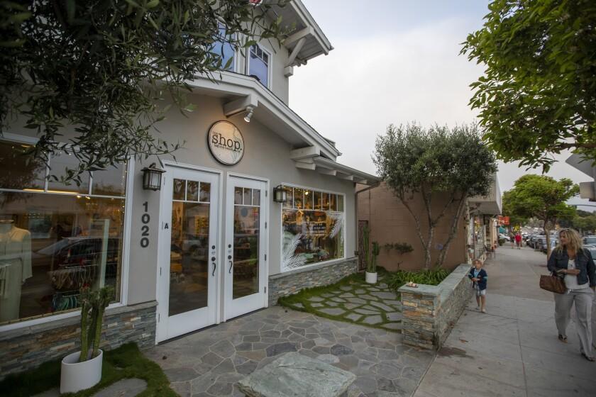 The Shop in Laguna Beach