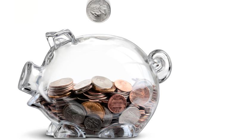 Many financial advisors say 5% savings isn't enough to ensure a comfortable retirement.