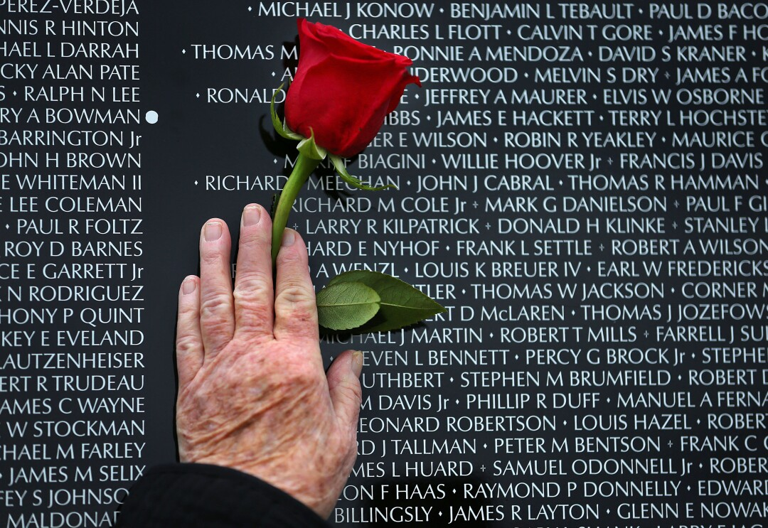 """Lin said she hoped the memorial would allow """"each individual to resolve or come to terms with this loss."""""""