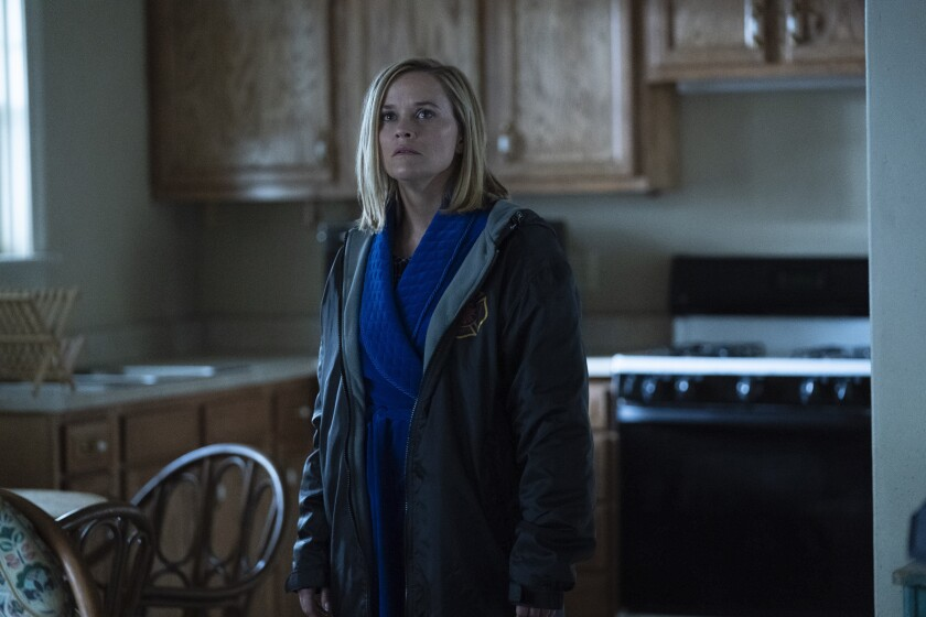 "Reese Witherspoon as Elena Richardson in ""Little Fires Everywhere."""