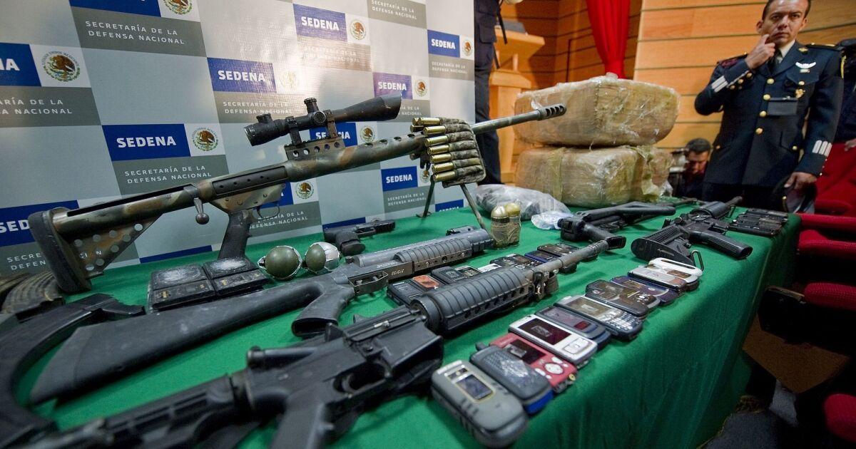 Mexican authorities capture alleged boss of notorious Zetas