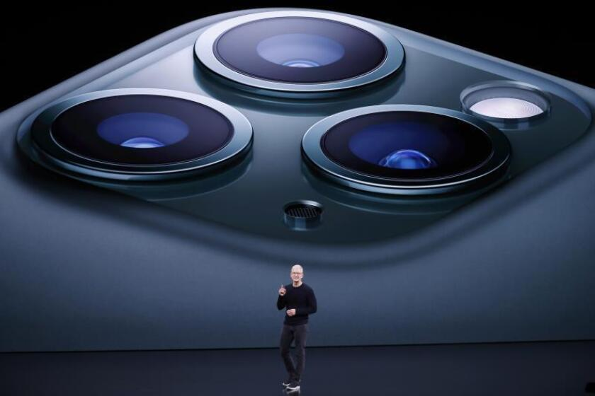 Apple opta por lo clásico con los nuevos iPhone y centra sus mejoras en la cámara