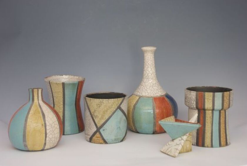 Gift pick No. 3: Spectrum pottery from BKB Ceramics