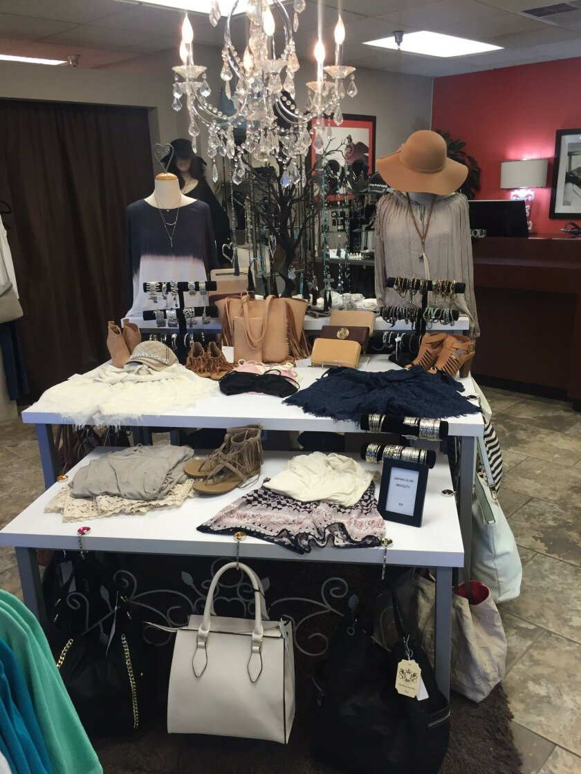 The Katwalk Boutique offers on-trend clothing and accessories for women of all ages and tastes.